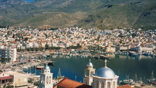 Sozialprüfer bringen griechischen Insulanern das Augenlicht wieder