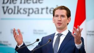 ÖVP-Vorstand einstimmig für Regierung mit Grünen