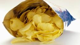 Was Kartoffelchips im Gehirn anrichten