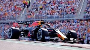 Verstappens Sieg auf Mercedes-Terrain