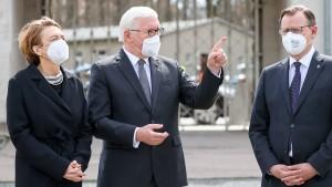 Ramelow für zweite Amtszeit Steinmeiers