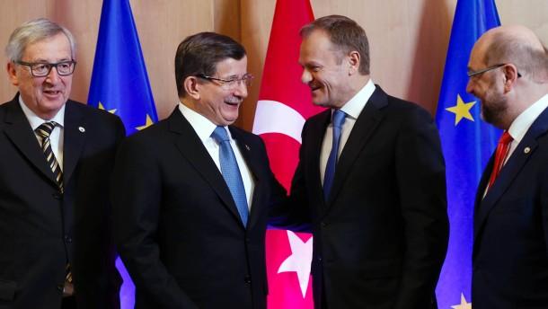 Das will die Türkei – und das bietet die EU
