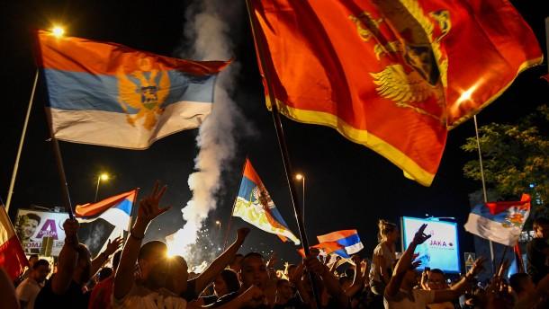 Der montenegrinische Wunschpunsch