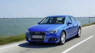 Audi dreht am Rad