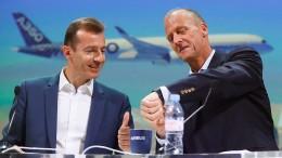 Ohne Hypothek zur Airbus-Spitze