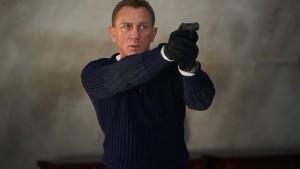 James Bond und ein bisschen Tennis
