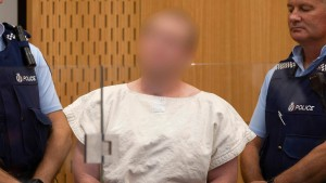 Wer ist der Attentäter von Christchurch?