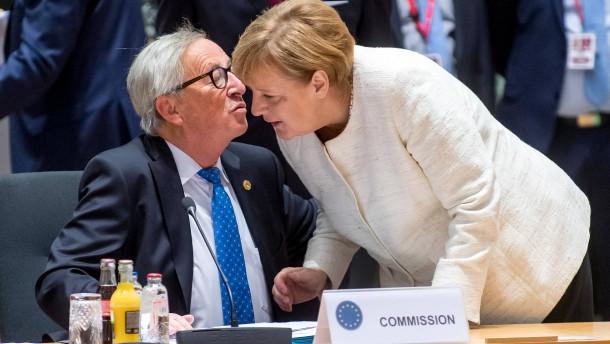 So lange schon schwindet Merkels Einfluss in der EU