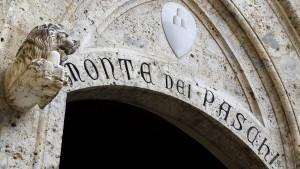 Sorgen um Italiens Banken