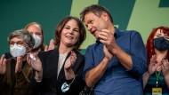 Grüne: Ja zu Koalitionsverhandlungen zu, aber auch Unmut und offene Fragen