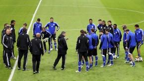 Training - FC Schalke 04