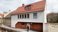 Neue Häuser: Einschnitt für die Altstadt