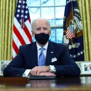 Der 46. Präsident der Vereinigten Staaten von Amerika: Joe Biden