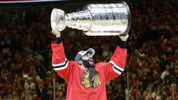Chicago Blackhawks gewinnen Stanley Cup