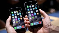Das neue iPhone 6 und 6 Plus