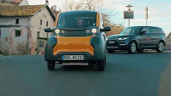 Kleine Elektroautos voll im Trend