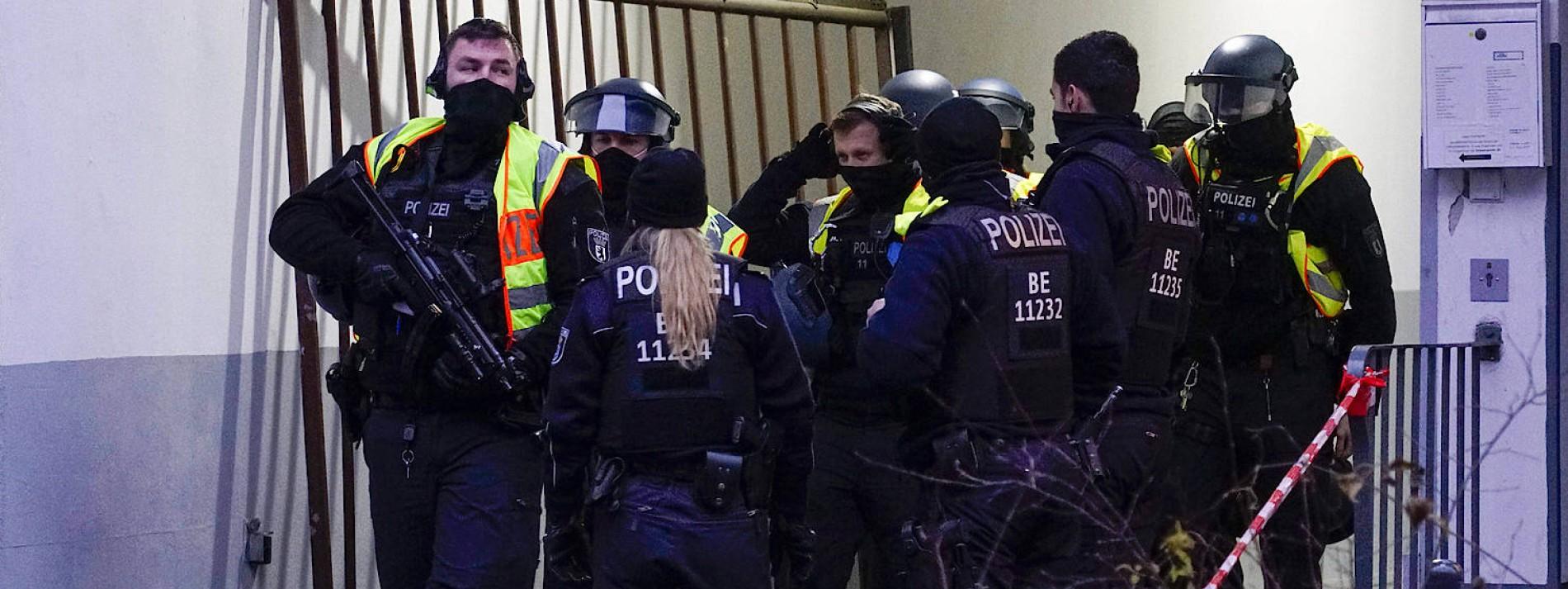 Droht Berlin ein Bandenkrieg?