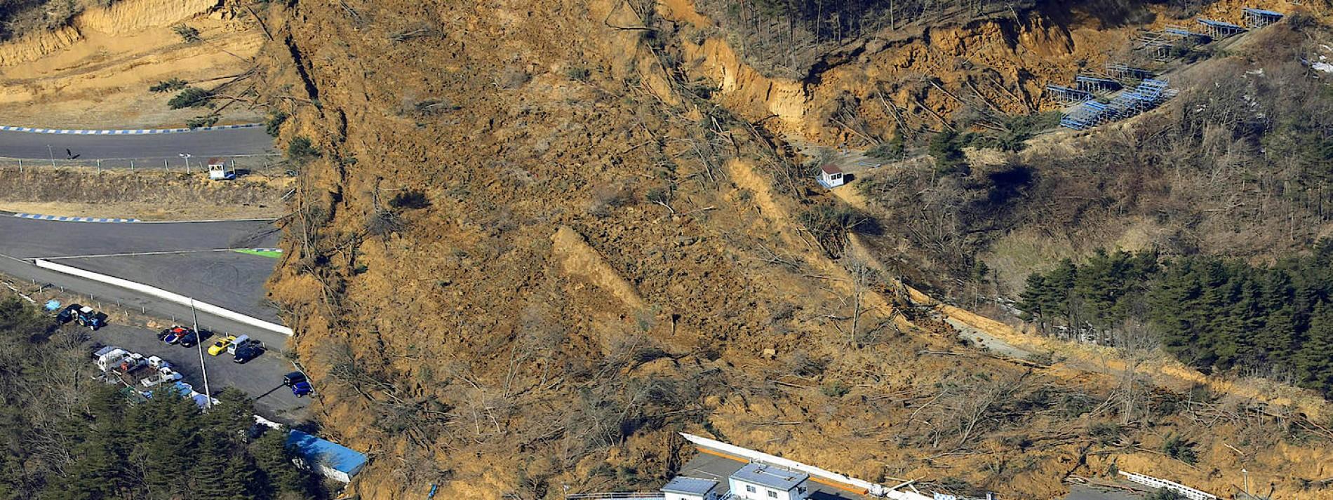 Viele Verletzte nach schwerem Erdbeben in Japan