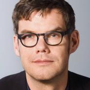 """Ralph Bollmann - Portraitaufnahme für das Blaue Buch """"Die Redaktion stellt sich vor"""" der Frankfurter Allgemeinen Zeitung"""