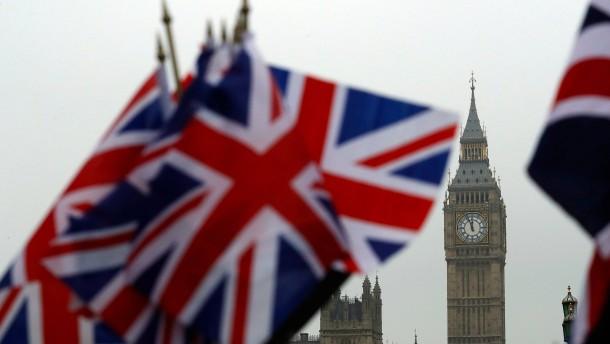 Britisches Konsumklima fällt auf Sechs-Jahres-Tief