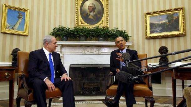 Netanjahu und Obama sprechen über weitere Milliarden an Militärhilfen
