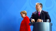 Ungarn möchte keine Flüchtlinge zurücknehmen