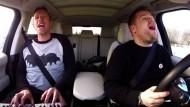 Wenn Chris Martin im Auto seine eigenen Lieder singt