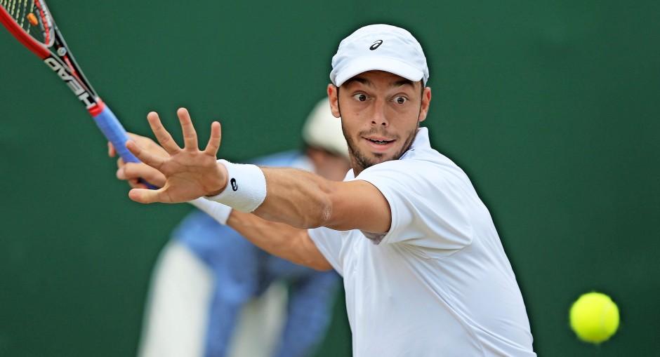 Tennis: Tim Pütz, 33 Jahre