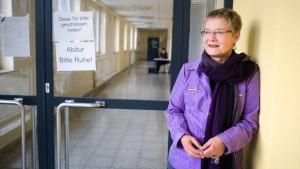 Reifeprüfung für Frau Rieber