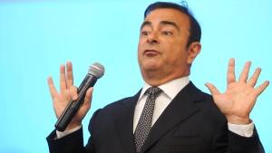 Automanager Ghosn bestreitet Vorwürfe