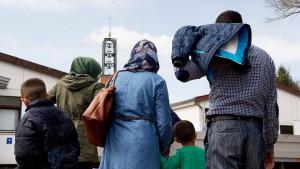 Migration lässt Einwohnerzahl in Deutschland um 500.000 steigen