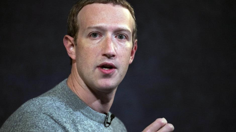 Zuckerberg kritisiert Trumps Corona-Management
