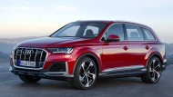 Dickmann: Neuer Audi Q7.