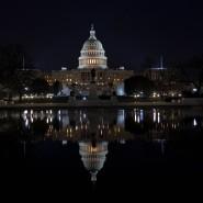 Das Kapitol in Washington: Vor der Vereidigung von Joe Biden als Präsident sollen die Sicherheitsvorkehrungen noch einmal verstärkt werden.