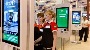 Mcdonald's ist größter amerikanischer Arbeitgeber in Deutschland