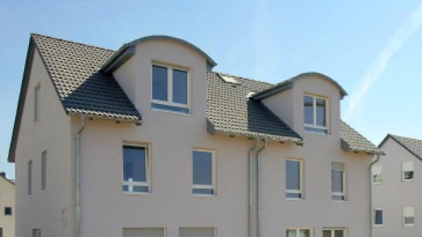 Der Wohnungsmarkt erholt sich