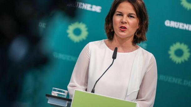 Baerbock kritisiert Liste der Saar-Grünen