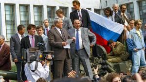 Für Putin eine unbequeme Erinnerung