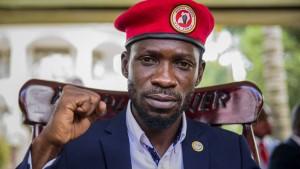 Bobi Wine zieht gegen Wahlergebnis vor Gericht