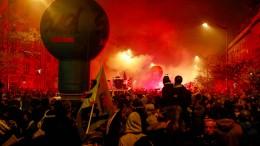Generalstreik in Frankreich eskaliert