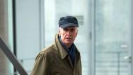 Trägt seine Kappe wie eine Feldmütze: Albrecht Glaser