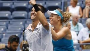 Erster deutscher Titel bei den US Open