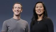 Mark Zuckerberg will alle Krankheiten besiegen