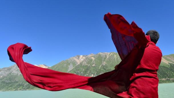 Ist China Schuld am Tod eines tibetischen Mönchs?