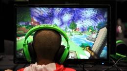 Kinder spielen noch mehr am Computer