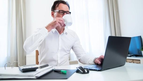 Selbständige können das Arbeitszimmer leichter absetzen