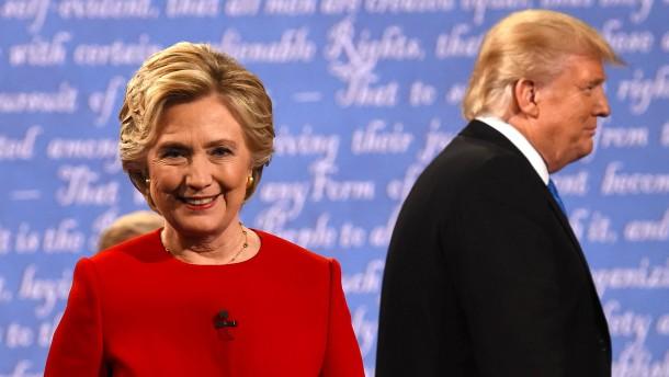 """Nur der """"Telegraph"""" lobt Trump"""