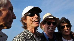 Neuer Song der Rolling Stones in Corona-Zeiten