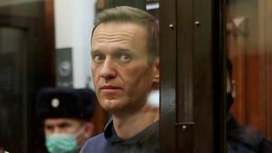 Niemand weiß, wohin sie Nawalnyj bringen