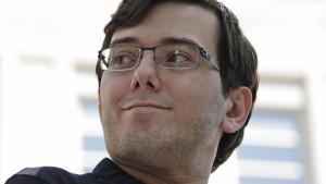 Shkreli muss nach Clinton-Post in Haft